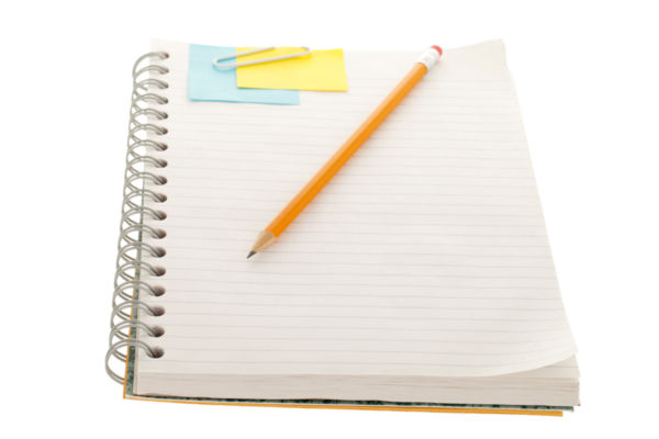 77203-notebook-with-adhesive-note-paper-clip-and-pencil
