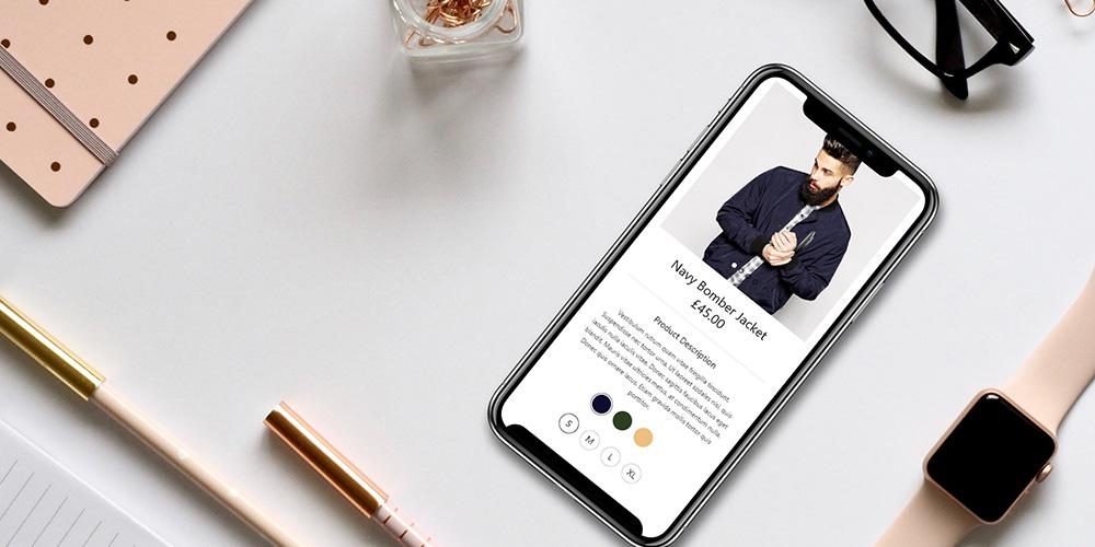 mobile app design